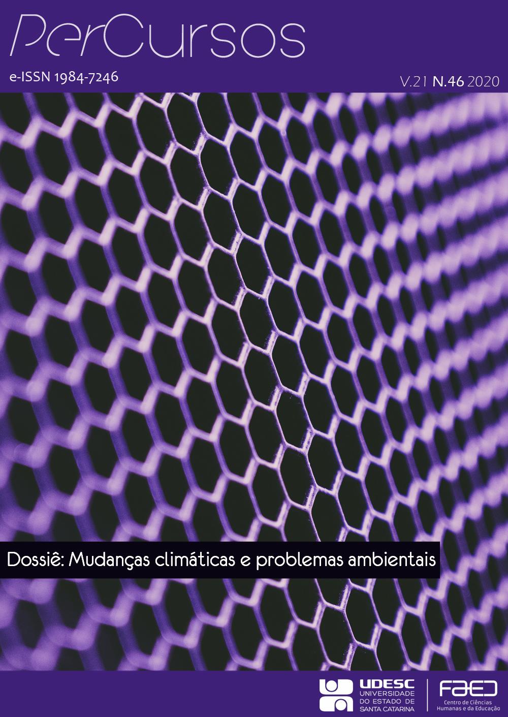 Visualizar v. 21 n. 46 (2020): Mudanças climáticas e problemas ambientais